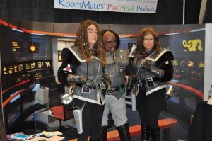 Klingons at Convention