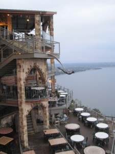 The Oasis Restaurant - Lake Travis 2